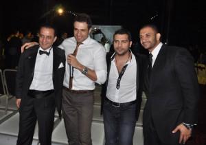 حفل زفاف ابن شقيقة الإعلامى طارق علام